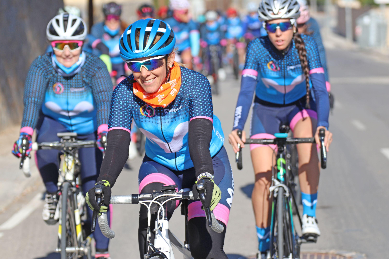 Celebrada con éxito la 3ª concentración anual de Líderes Women In Bike