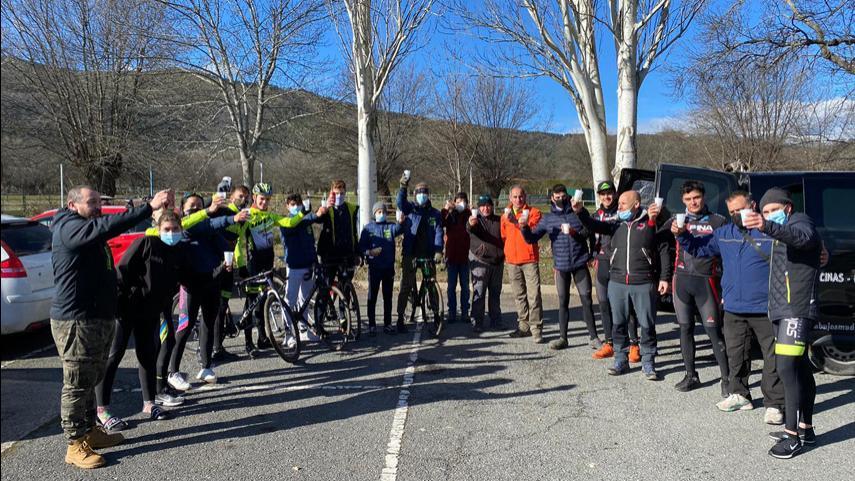 Doble-jornada-de-tecnificacion-de-ciclocross-y-configurada-la-Seleccion-Madrilena-para-Torrelavega
