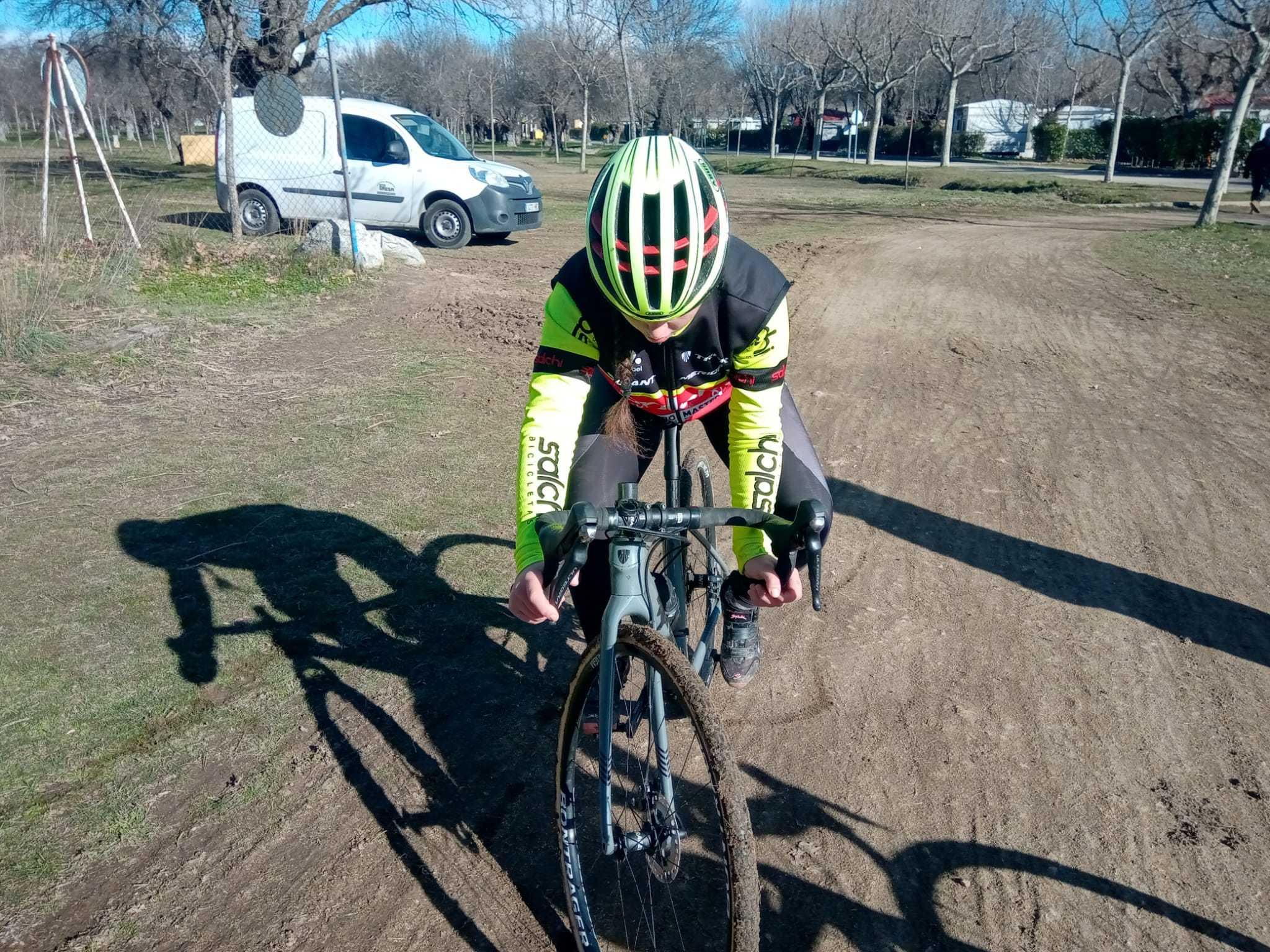 Doble jornada de tecnificación de ciclocross y configurada la Selección Madrileña para Torrelavega