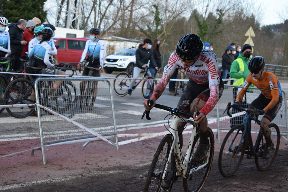 Rubén Sánchez logra que la Selección Madrileña de ciclocross regrese al podio de unos Nacionales dos años después (ACTUALIZADA)