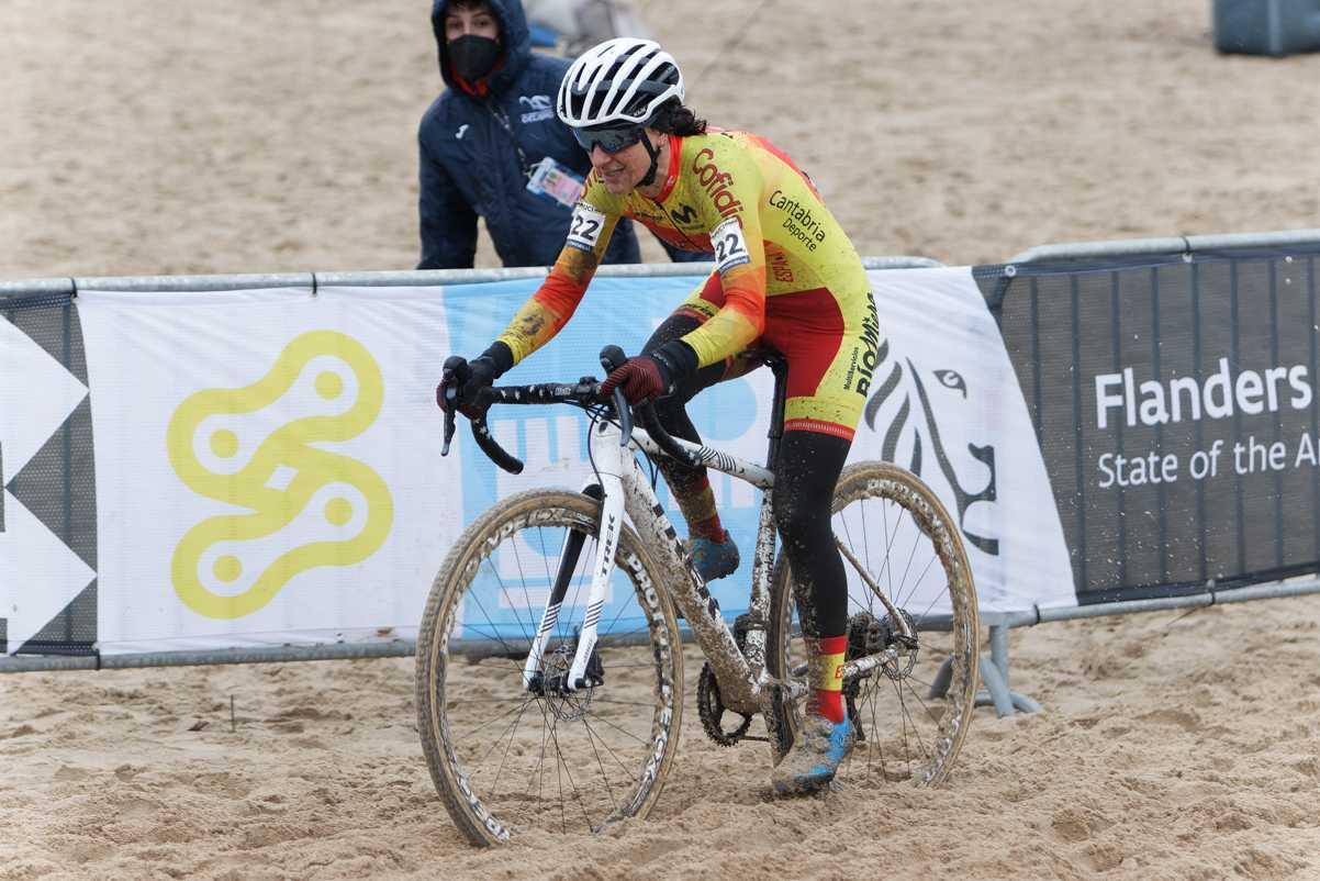 doc 60159192b2cce3.65109266 Damas Espana Mundial Oostende 2021  16 - Entrevista a Aida Nuño, la Reina del ciclocross en España