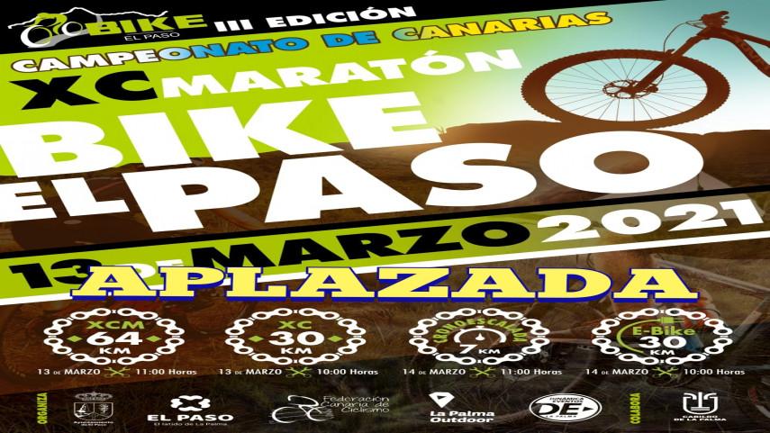 Aplazado-el-III-BIKE-EL-PASO-Campeonato-de-Canarias-de-Marathon-2021