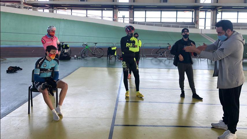Prosigue-el-trabajo-en-Galapagar-de-la-Seleccion-Madrilena-de-Ciclismo-Adaptado