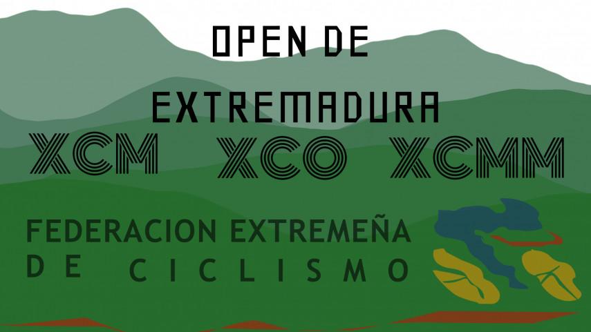 OPEN-DE-EXTREMADURA-XCM-XCMM-XCO