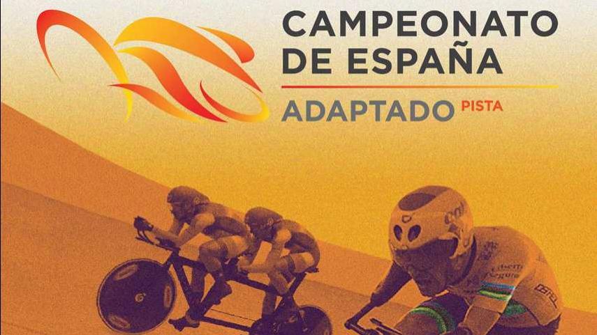La-Seleccion-Madrilena-de-Ciclismo-Adaptado-a-brillar-en-los-Nacionales-de-pista-de-Galapagar-