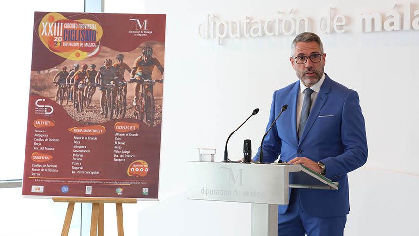 La-Diputacion-de-Malaga-presenta-el-XXIII-Circuito-Provincial-compuesto-de-24-pruebas
