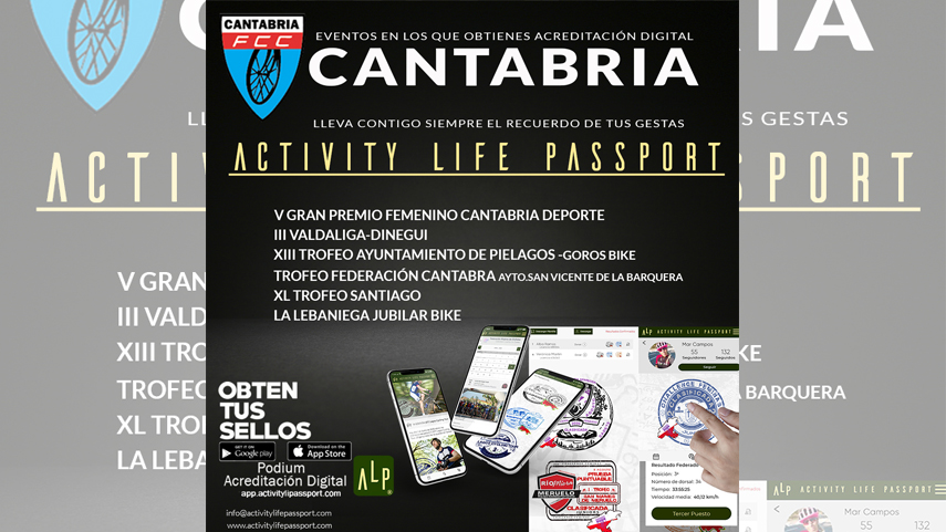 ACTIVITY LIFE PASSPORT