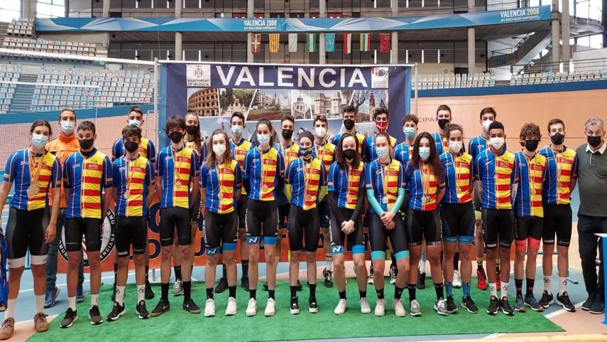 ValA�ncia-corona-a-sus-campeones-autonomicos-de-pista