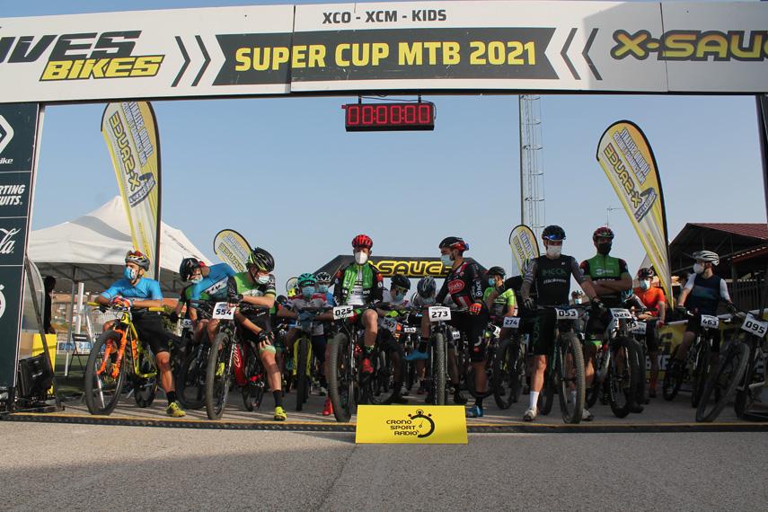 La Super Cup MTB de maratón tuvo su epílogo en Villa del Prado con Tamara Sánchez y Chuchi del Pino en lo más alto