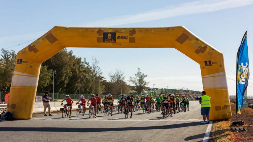 Disputada-la-2-Prueba-Copa-Cabildo-de-Gran-Canaria-de-Ciclismo
