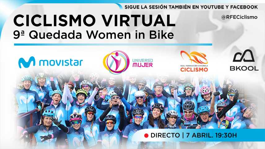 Women-in-Bike-celebra-su-9-quedada-virtual-en-BKOOL