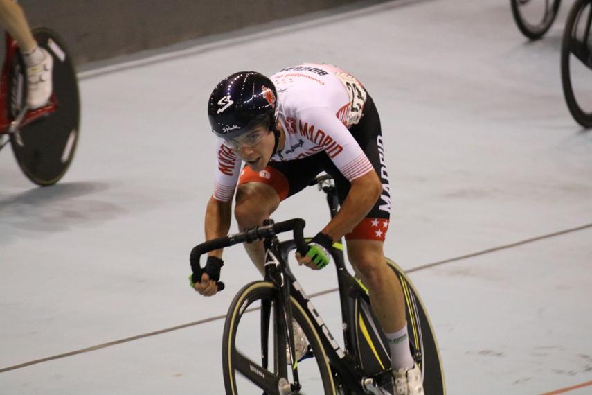 La Comisión de pista realiza esta semana test de seguimiento con los ciclistas de tecnificación
