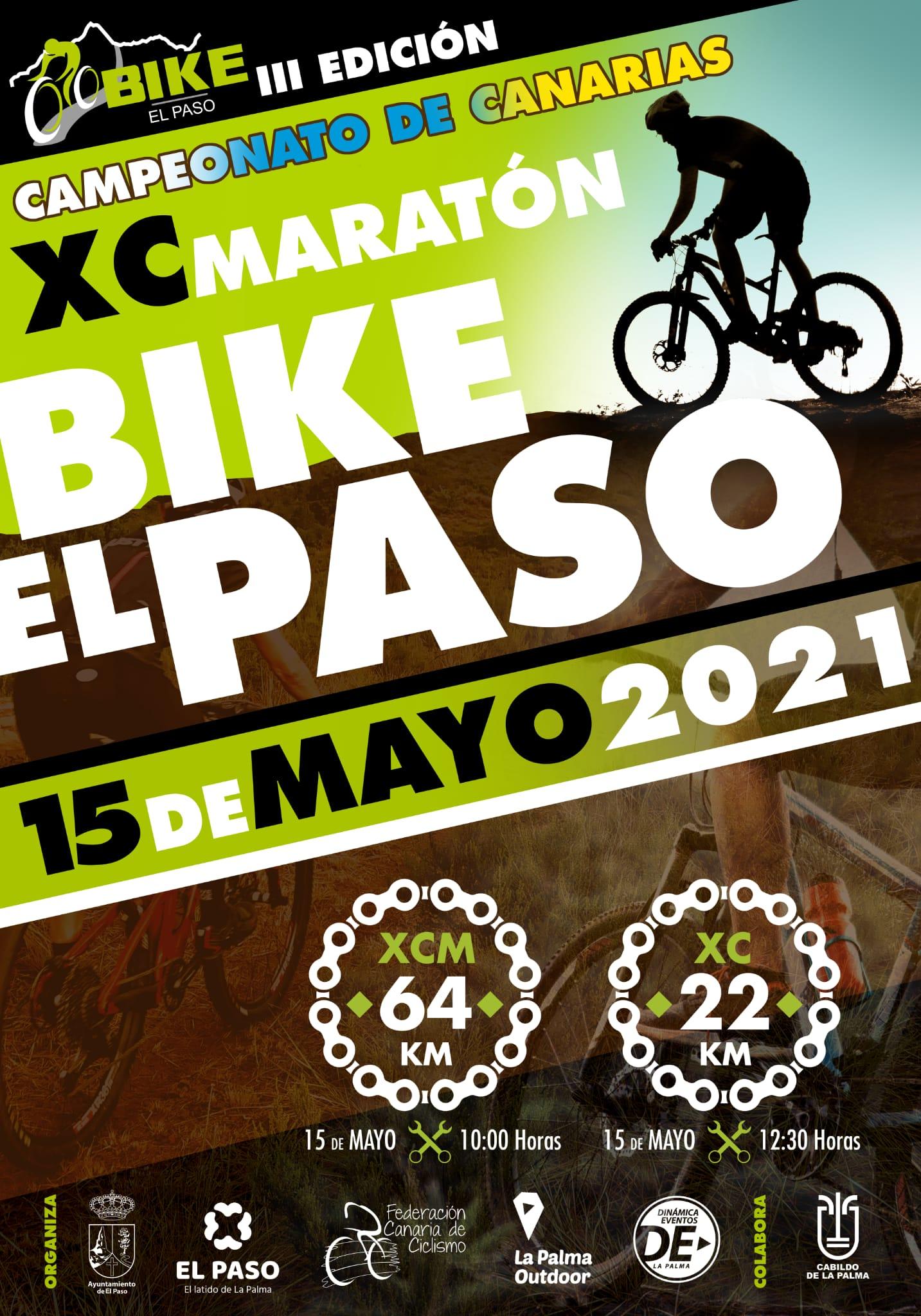 El Campeonato Canarias Marathon 2021,el proximo dia 15 de mayo de 2021