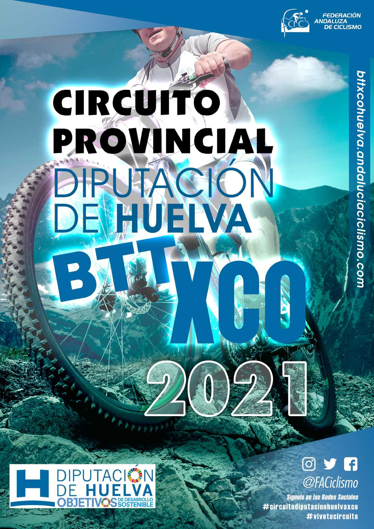 Cartaya se suma al Circuito Diputación de Huelva BTT XCO 2021