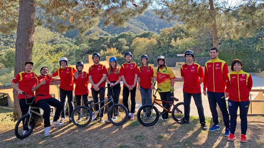 BMX-Freestyle-concluye-su-concentracion-del-Plan-Estrategico-de-Alto-Rendimiento-y-Tecnificacion