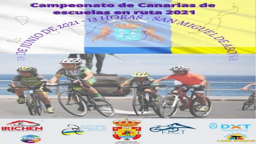 El-Campeonato-de-Canarias-de-Escuelas-de-Ruta-el-19-de-junio-en-Tenerife