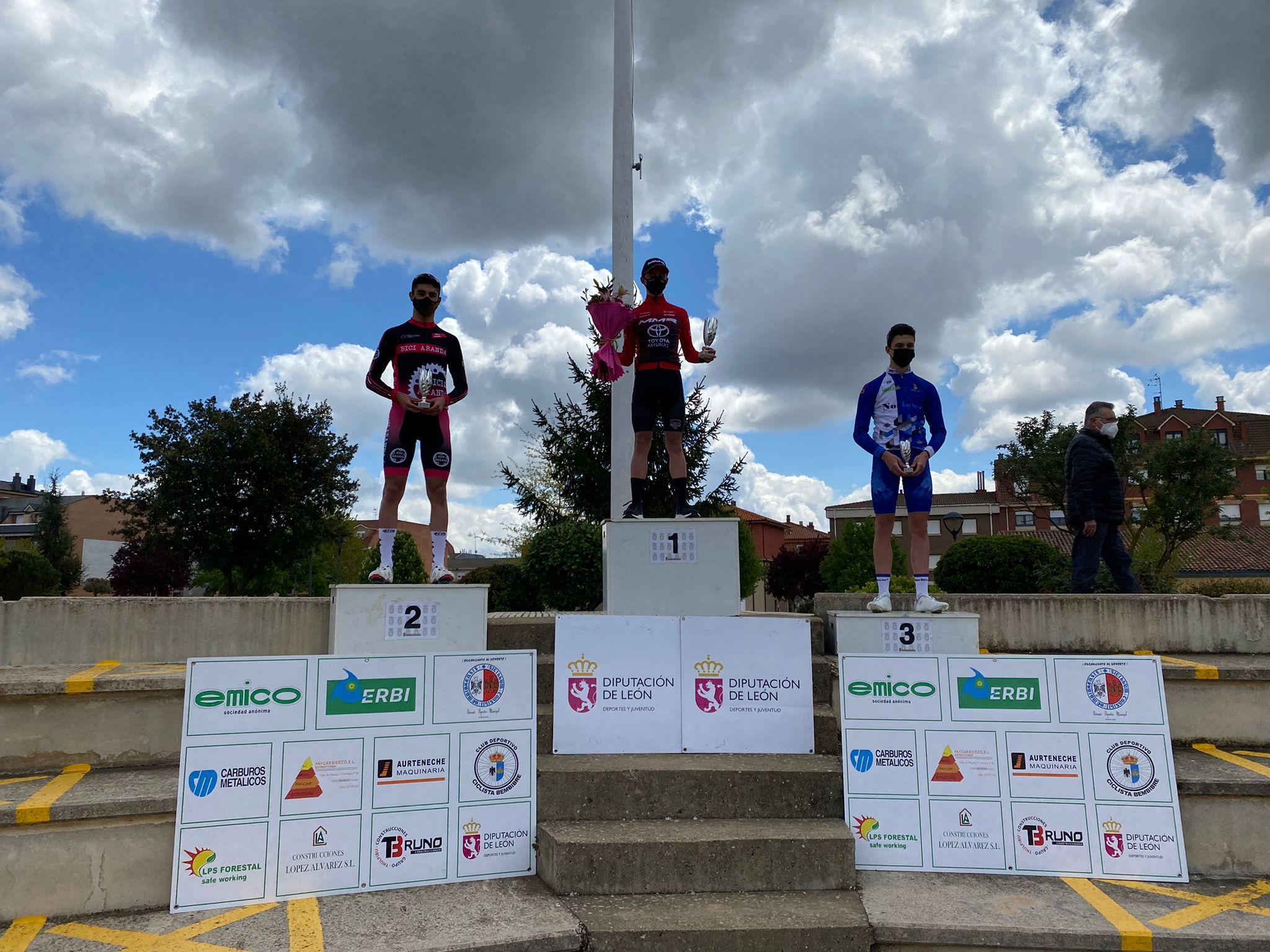 Balance del Ciclismo Madrileño en pruebas de fuera de nuestra Comunidad (1-2 Mayo 2021)