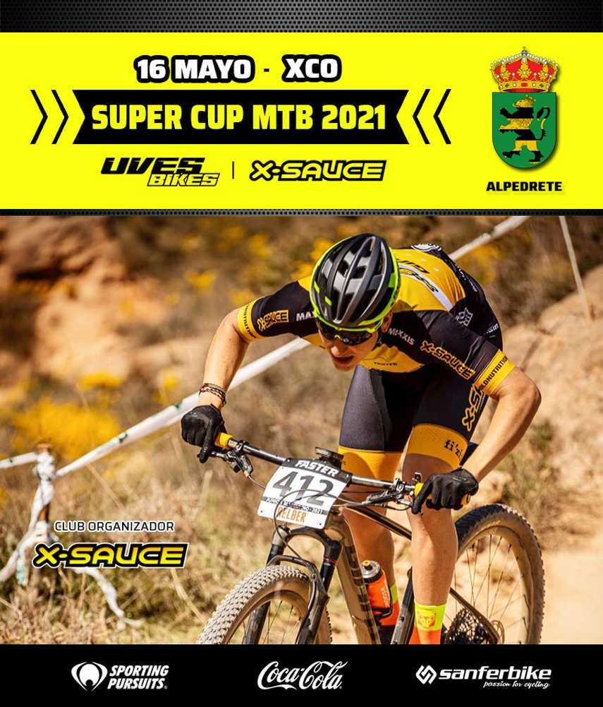 Vuelve la Super Cup MTB los días 15 y 16 de Mayo en Alpedrete