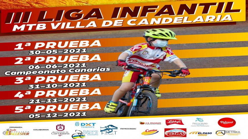 La-1-Prueba-Liga-III-Liga-Infantil-MTB-Villa-de-Candelaria-el-30-de-mayo