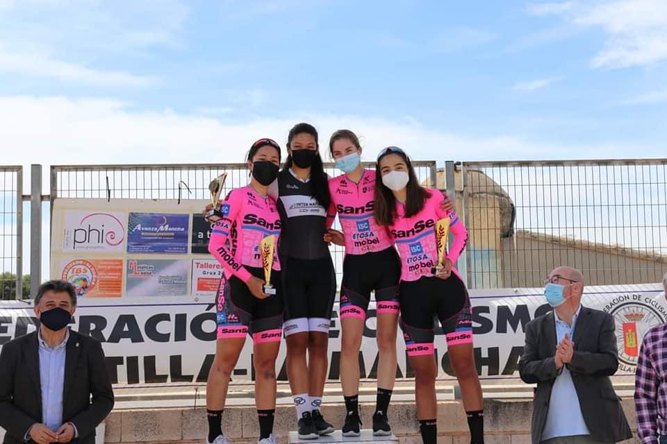 Balance del Ciclismo Madrileño en pruebas de fuera de nuestra Comunidad (6-9 Mayo 2021)