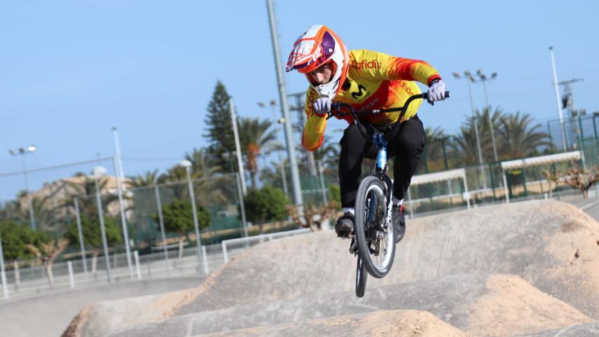 La-Seleccion-Espanola-de-BMX-Racing-afrontara-una-nueva-concentracion-en-Elche