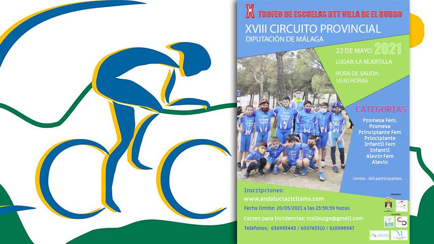 El-Circuito-Provincial-Diputacion-de-Malaga-de-Escuelas-prepara-su-tercera-parada-El-Burgo