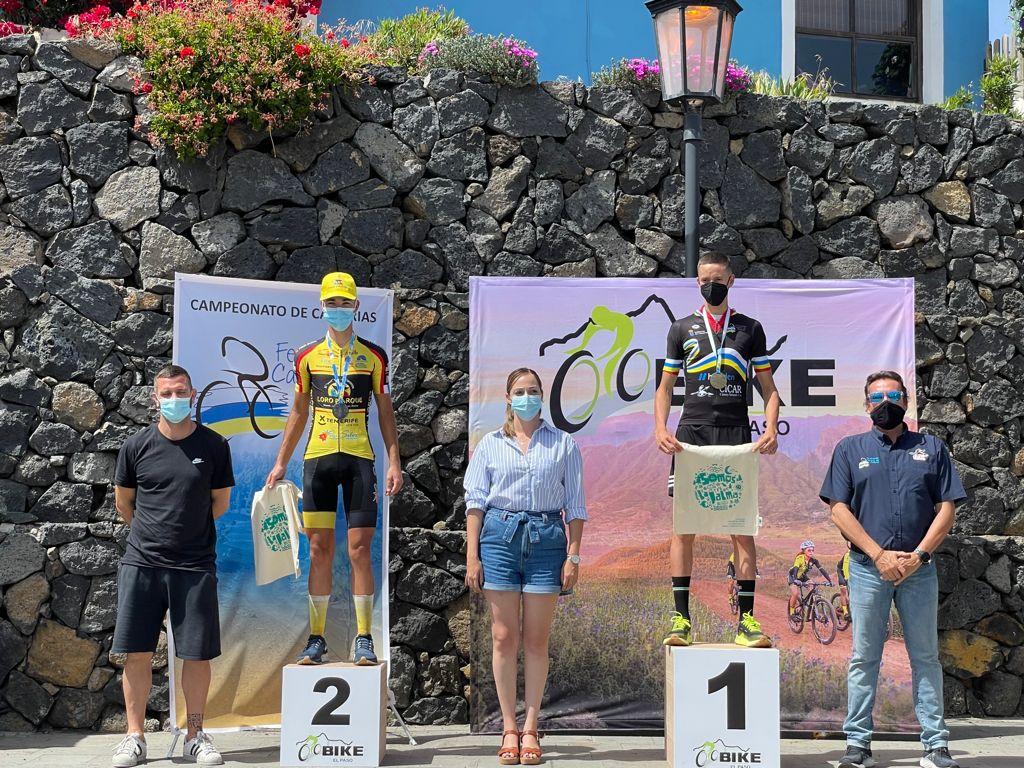 Celebrado el Campeonato de Canarias de Marathon 2021-III BIKE EL PASO