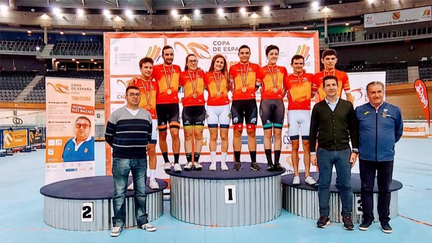 Mallorca-coronara-este-fin-de-semana-a-los-nuevos-campeones-de-Espana-de-omnium-y-Madison