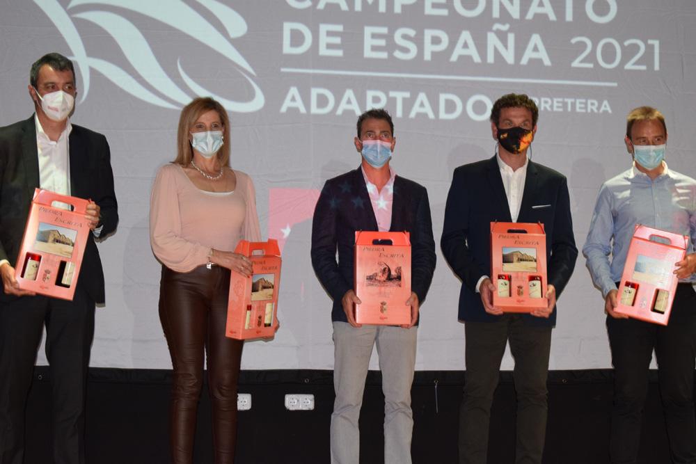 Presentados en Cenicientos los Campeonatos de España de Ciclismo Adaptado en ruta