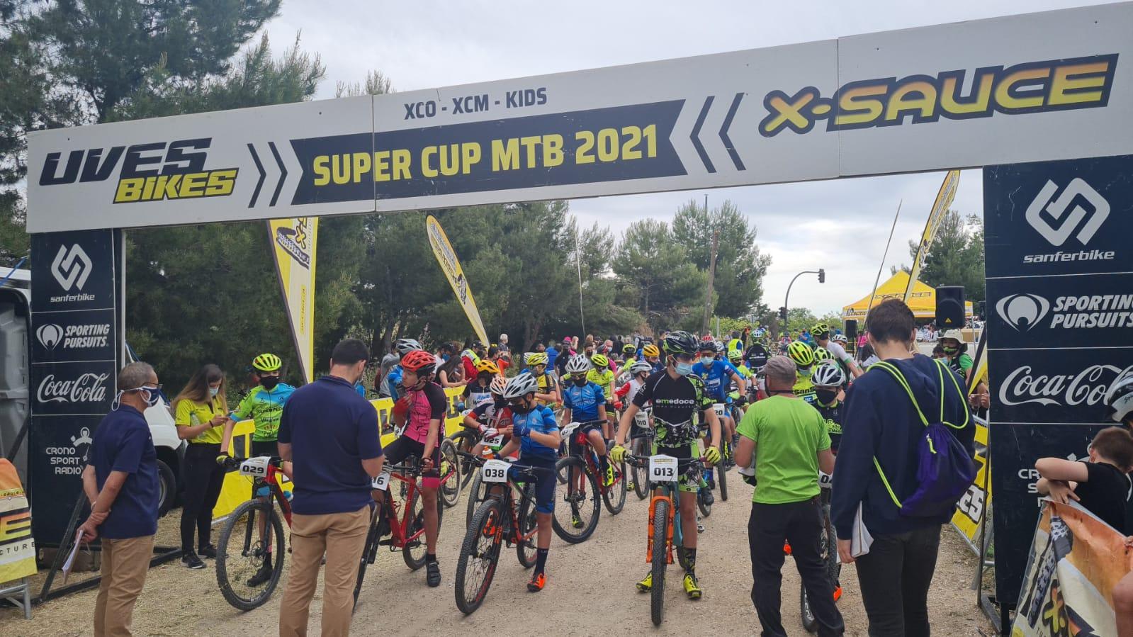 El I Trofeo Villa de Coslada coronó a los vencedores de la Super Cup Kids 2021