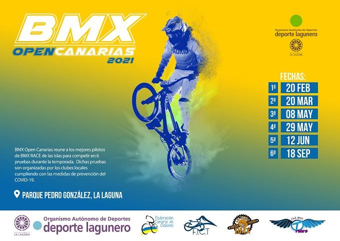 Clasificaciones 4ª Prueba Open de Canarias BMX