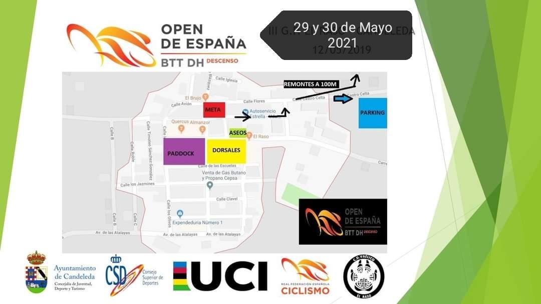 El Gran Premio DH El Raso-Candeleda inaugura el Open de España de Descenso