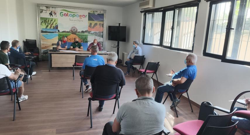 Celebrada-en-Galapagar-la-reunion-de-organizadores-de-carreras-de-ciclocross-para-la-proxima-temporada