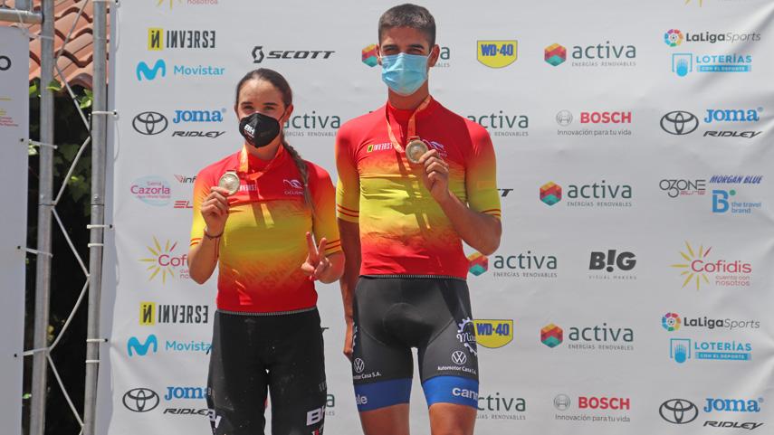 Mingorance-y-Garcia-primeros-campeones-de-Espana-de-BTT-E-Bikes