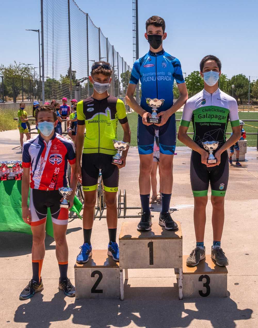La Unión Ciclista San Sebastián de los Reyes prolongó su racha en el XLIII Trofeo Amistad
