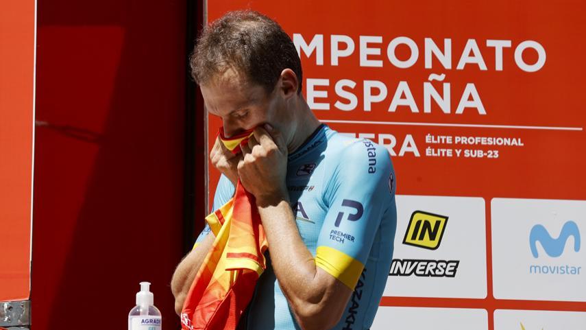 Luis-Leon-Sanchez-defiende-el-titulo-de-campeon-de-Espana-en-un-duro-y-bonito-recorrido