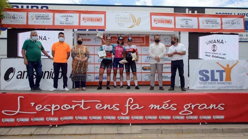 Sandra-Alonso-vence-en-la-ClA�ssica-de-la��arrA�s-en-un-apretado-sprint-