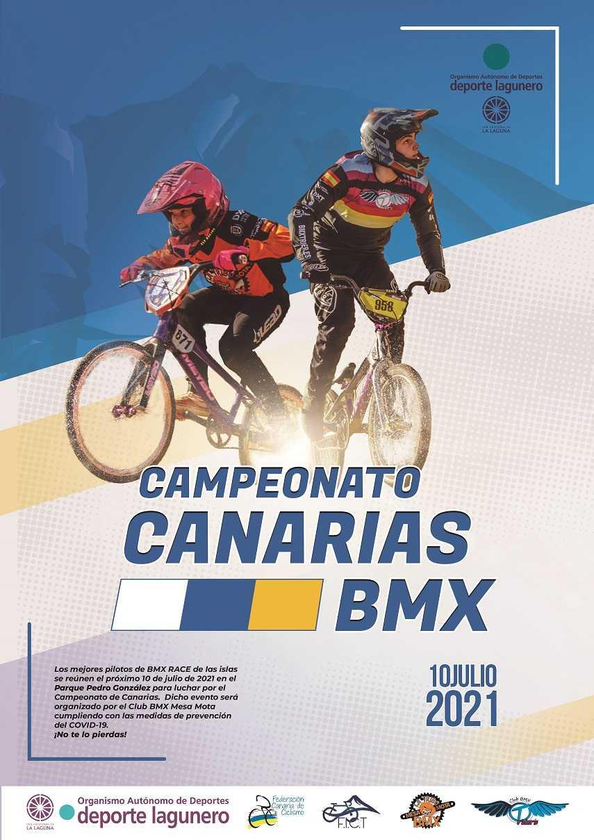 Aplazado el Campeonato de Canarias de BMX, el 10 de julio de 2021