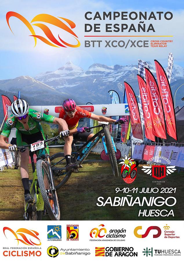 A Selección de Galicia defende a súa coroa Team Relay na apertura do Campionato de España XCO/XCE/TR
