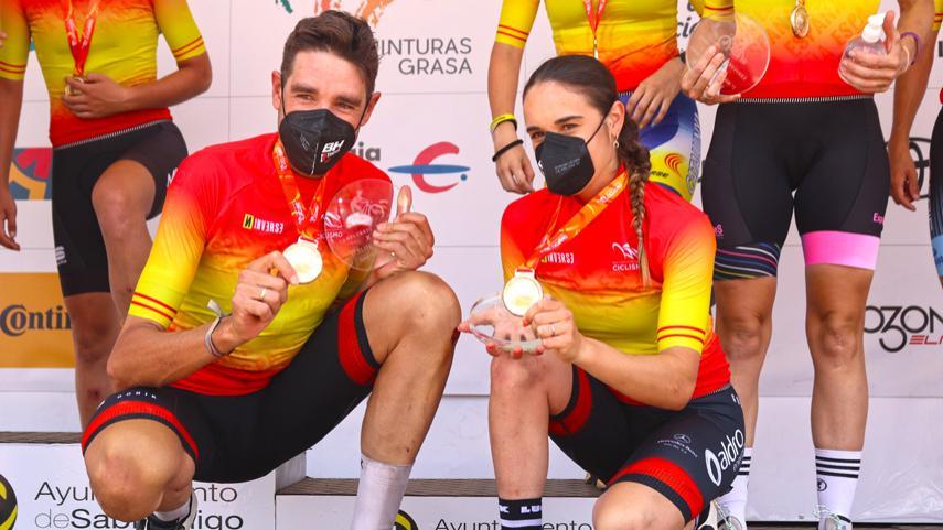 David-Valero-y-Rocio-Garcia-revalidan-sus-titulos-de-Campeones-de-Espana-de-XCO