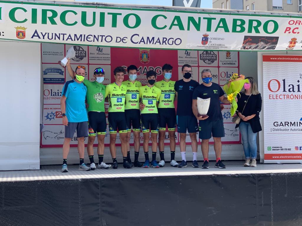 Balance del Ciclismo Madrileño en pruebas de fuera de nuestra Comunidad (9-11 Julio 2021)