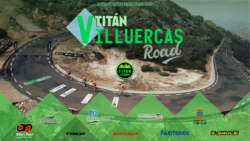 TITAN-VILLUERCAS-ROAD