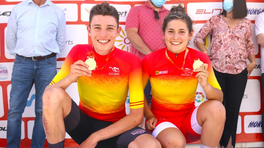 Ivan-Romeo-y-Naroa-Fernandez-campeones-de-Espana-junior-2021