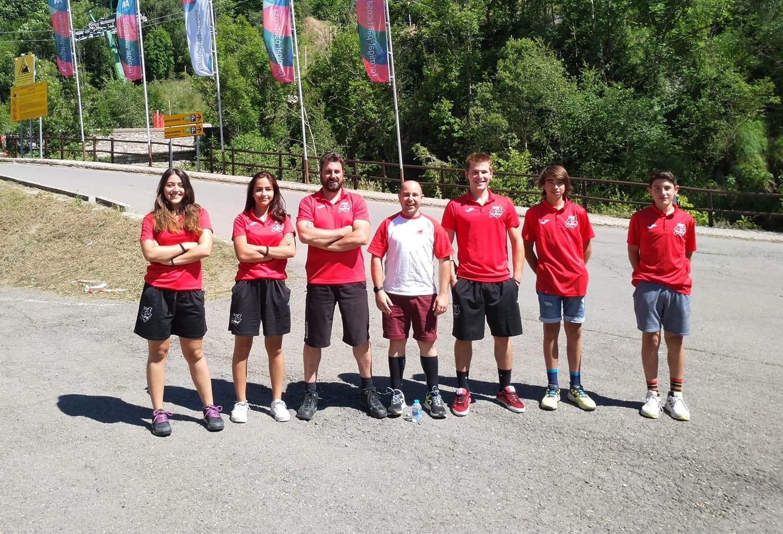 El descenso madrileño se colgó cinco metales en los Campeonatos de España de Panticosa