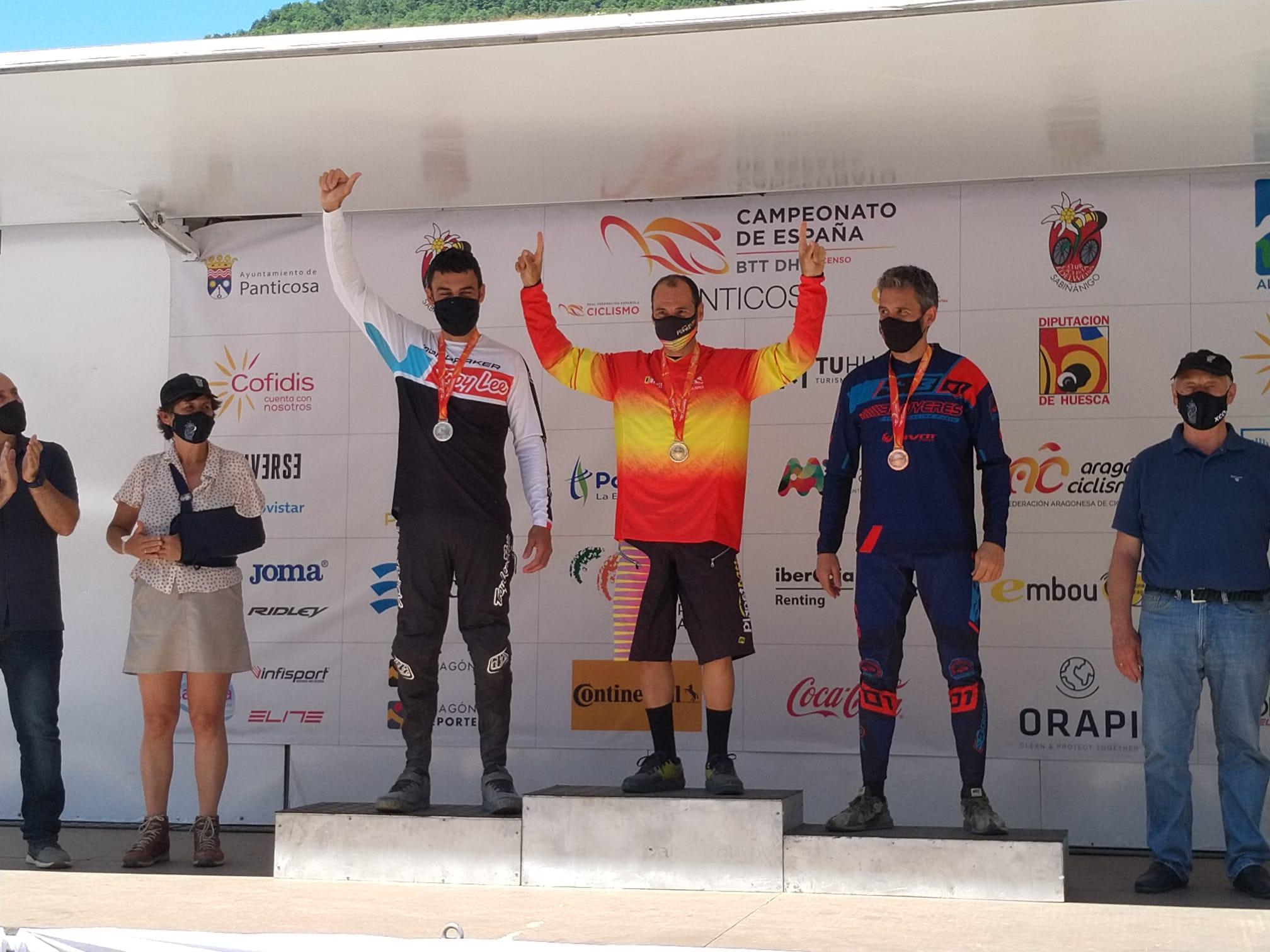 Balance del Ciclismo Madrileño en pruebas de fuera de nuestra Comunidad (16-18 Julio 2021)