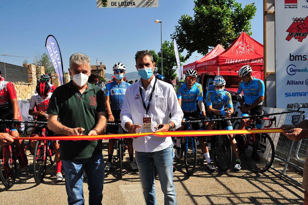 Elias Maris (Basso Team) gana en Buitrago del Lozoya y Xabier Isasa (Laboral Kutxa) es nuevo líder