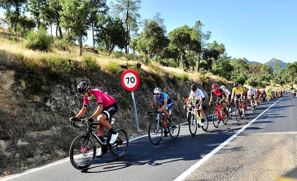 El belga Elias Maris, ganador final de la Vuelta a la Comunidad de Madrid sub23