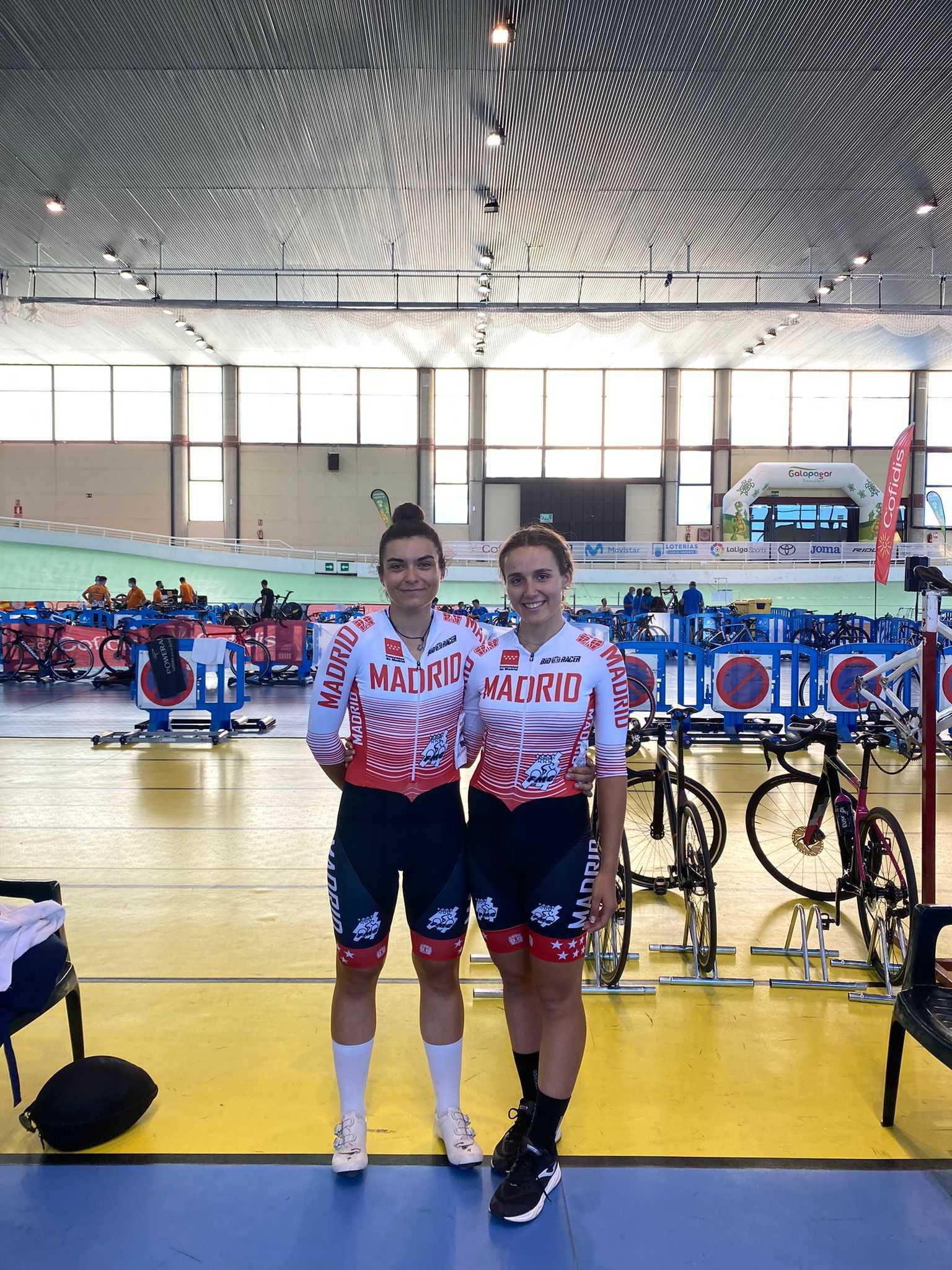 Dos medallas para la Selección Madrileña elite-sub23 en los Nacionales de pista de Galapagar (PROVISIONAL)