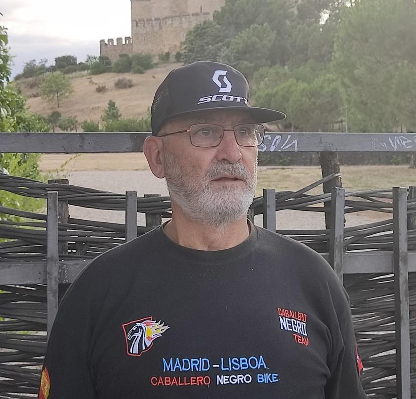 Nos dejó Ángel Durango, fundador del club BTT Arroyomolinos