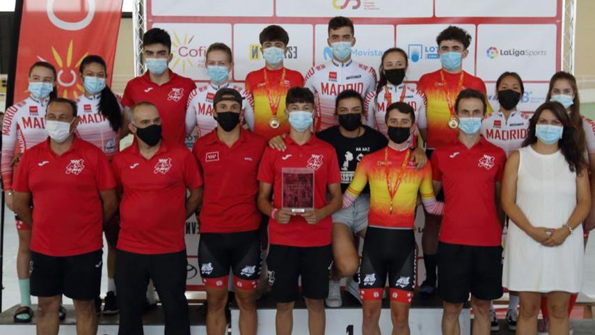 Excelente-balance-para-la-pista-madrilena-junior-y-cadete-en-los-Campeonatos-de-Espana-de-Galapagar
